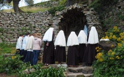 Grande neuvaine à l'Immaculée en union avec les sanctuaires de Notre-Dame de Lourdes